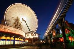 Heller Karneval in Helsinki Lizenzfreies Stockbild