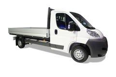 Heller Lastwagen Lizenzfreies Stockfoto