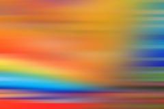 Heller mehrfarbiger Hintergrund horizontal Stockfoto