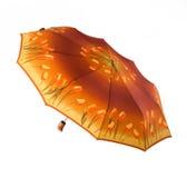 Heller Regenschirm Stockfotografie