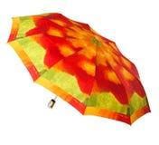 Heller Regenschirm Lizenzfreie Stockfotografie