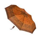 Heller Regenschirm Lizenzfreie Stockfotos