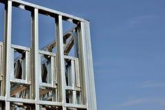 Heller Stahlspant 1 Lizenzfreies Stockbild