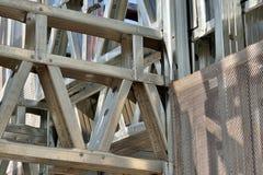 Heller Stahlspant 3 Lizenzfreie Stockbilder