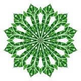 Helles abstraktes Muster, Mandala Stockfotografie