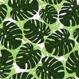 Helles abstraktes tropisches Gestaltungselement Lizenzfreie Stockfotografie