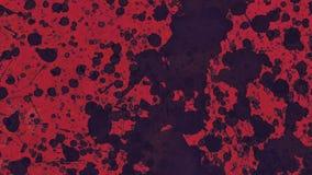 Helles buntes künstlerisches grungy geplätschertes Farbe pexture auf Hintergrund Kann für Webseiten, Identitätsart, Drucken, Kart vektor abbildung