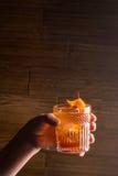 Helles Cocktail Lizenzfreie Stockfotografie
