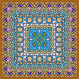 Helles farbiges Taschentuch Lizenzfreie Stockbilder