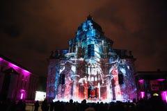 Helles Festival in Gent Stockfoto