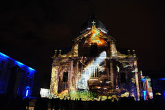 Helles Festival in Gent Stockfotos