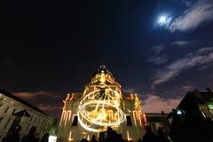 Helles Festival in Gent Stockfotografie