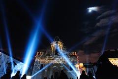 Helles Festival in Gent Stockbilder