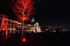 Helles Festival in Gent Lizenzfreies Stockfoto