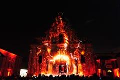 Helles Festival in Gent Stockbild