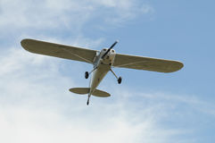 Helles Flugzeug Lizenzfreies Stockbild