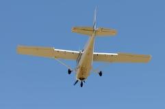 Helles Flugzeug Lizenzfreie Stockbilder