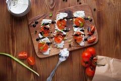 Helles Frühstück Stockbilder