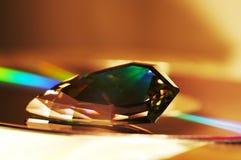 Helles Juwel stockfoto