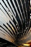 helles Konzept des Entwurfes der modernen Kunst in Schiphol-Flughafen in Holland Lizenzfreie Stockbilder