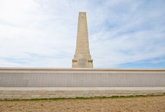 Helles Memorial, Gallipoli, Turkey. Royalty Free Stock Photos