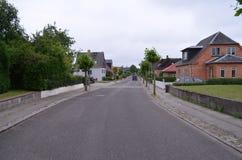 Hellevad, Dänemark Stockfotos