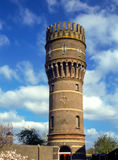 Hellevoetsluis water tower, Holland Stock Photos