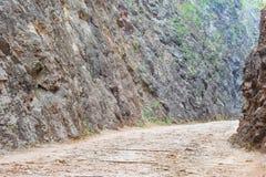 Hellfire Pass in Kanchanaburi,Thailand Royalty Free Stock Image