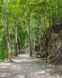 Hellfire Pass in Kanchanaburi, Thailand Stock Photo