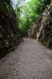 Hellfire Pass, Kanchanaburi, Thailand Royalty Free Stock Image