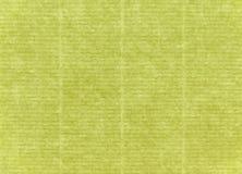 Hellgrüne natürliche Papierbeschaffenheit Stockbild