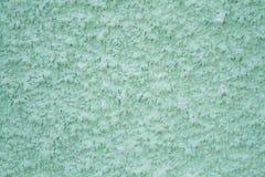 Hellgrüne raue Schmutzbeschaffenheit entziehen Sie Hintergrund Stockfoto