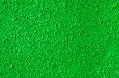 Hellgrüne Wand für Hintergrund stockfoto