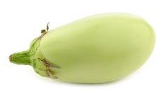 Hellgrüne Zucchini (Cucurbita pepo) lizenzfreies stockbild