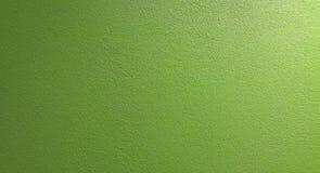 Hellgrüner Wandhintergrund Stockfotografie