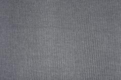 Hellgraue Baumwollgewebebeschaffenheit Lizenzfreies Stockfoto