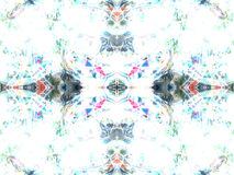 Hellgraues abstraktes Kaleidoskop Lizenzfreie Stockfotos