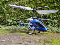 Hellicopter Royaltyfri Foto