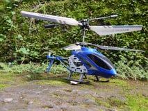Hellicopter. This picture original take bi okeuhard Royalty Free Stock Photo
