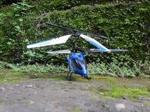 Hellicopter. This picture original take bi okeuhard Royalty Free Stock Images