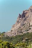 Helling van berg Stock Afbeelding