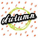 Hello Autumn. Stock Photo