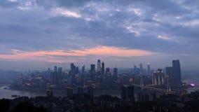 Hello Chongqing! royaltyfria foton