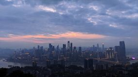 Hello Chongqing! royalty free stock photos