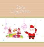 Hello Christmas Stock Photos