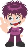 Hello5. Iyan85 cartoon's portofolio, featuring high-quality, royalty-free images available for purchase on dreamstime Royalty Free Stock Images