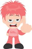 Hello7. Iyan85 cartoon's portofolio, featuring high-quality, royalty-free images available for purchase on dreamstime Royalty Free Stock Photo