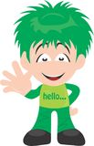 Hello1. Iyan85 cartoon's portofolio, featuring high-quality, royalty-free images available for purchase on dreamstime Royalty Free Stock Photography