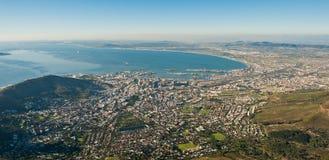 Hello Kaapstad Zuid-Afrika stock fotografie