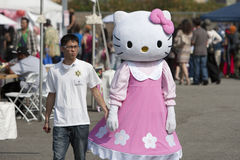 Hello Kitty Royalty Free Stock Image